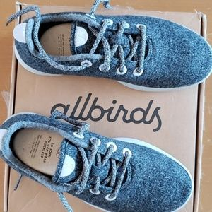 New with box Allbirds Wool Runners